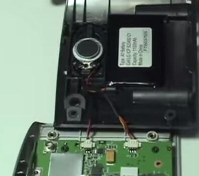 One XL batterij vervangen