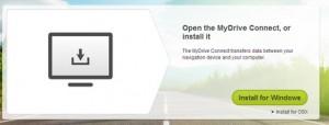 MyDrive connect programma openen
