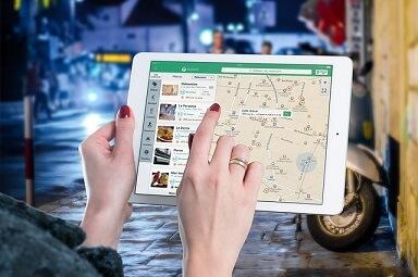 GPS apps vergelijken