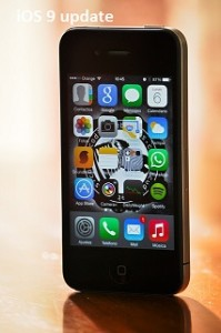 iOS 9 update Apple