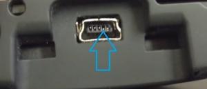 Connector TOMTOM stuk