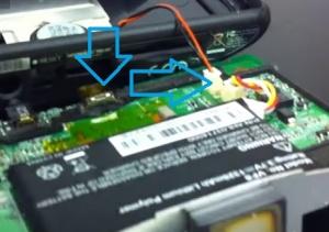 connector slechte verbinding navigatie