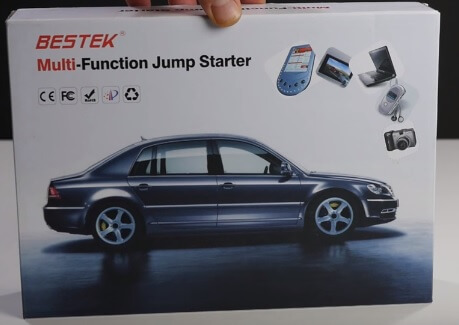 Bestek autostarter