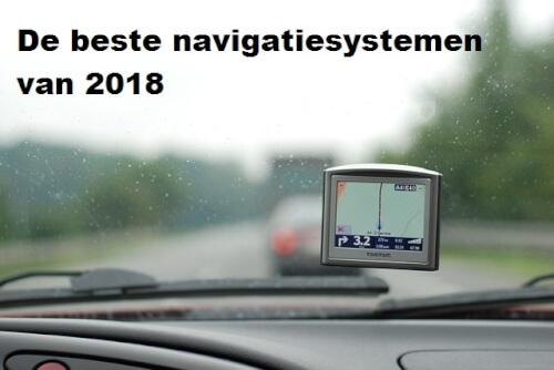 top 10 navigatiesystemen van 2018