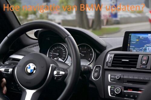 BMW navigatie update download