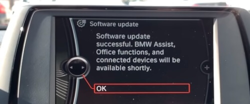 update BMW software compleet