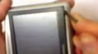 LCD scherm vervangen