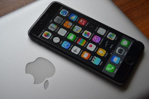 GPS app voor iPhone