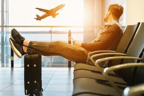 Goed voorbereid op reis vertrekken