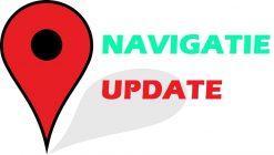 navigatie updaten